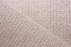 den paper pinken sheets två Fotografering för Bildbyråer
