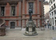 ` Den Pennsylvania volontär`en av John A Wilson som är främst av den fackliga Leaquen av Philadelphia royaltyfri bild
