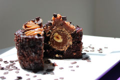 Den perfekta muffin Royaltyfri Fotografi