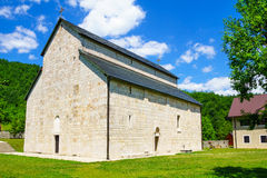 Den Piva kloster Royaltyfria Foton