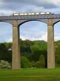 Den Pontcysyllte akvedukten Arkivfoto