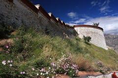 Den Potala slotten Royaltyfri Fotografi