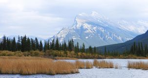 Den provinsiella sikten av bågskyttdalen parkerar, Kanada Fotografering för Bildbyråer