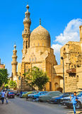 Den Qayson moskén Royaltyfria Bilder
