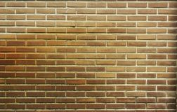 Den röda bruna tegelstenväggen texturerade bakgrund royaltyfri foto