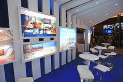 Den 43rd världsadvertizingkonferensen Fotografering för Bildbyråer