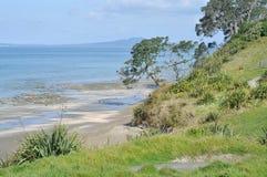 Den regionala kusten av den långa fjärden parkerar Royaltyfria Bilder