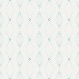 Den rena designen, den seamless linjära vektorn mönstrar royaltyfri illustrationer