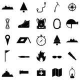 Den rena symbolen Royaltyfria Bilder