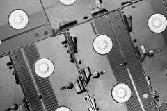 Vhs-kassett Royaltyfria Bilder