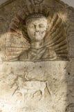den roman aquincumen fördärvar Royaltyfria Foton