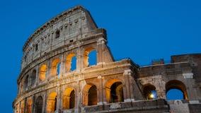 Den roman colosseumen Royaltyfri Foto