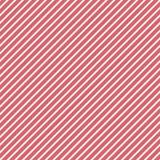 Den rosa diagonalen gör randig den sömlösa modellen stock illustrationer