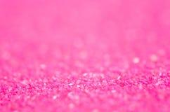 Den rosa sanden Arkivbilder