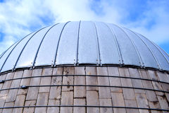 Den runda kupolen Royaltyfri Bild
