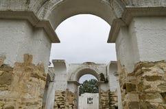 Den runda kyrkan Arkivfoto