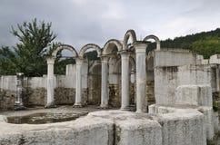 Den runda kyrkan Arkivbild
