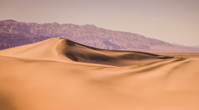 den russia för kurshskayaen för dynhorisontkosaen sanden går sträcka till Arkivbilder