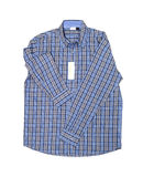 Den rutiga skjortan Royaltyfria Bilder