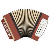 Den ryska medborgaremusikalen instrumenterar Arkivbild