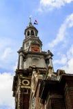 Den södra kyrkan av Amsterdam Royaltyfria Foton
