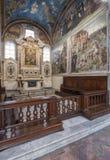 Den San Frediano'sen kyrkan Royaltyfri Foto