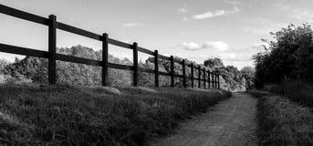Den Sanwell dalen parkerar arkivbilder
