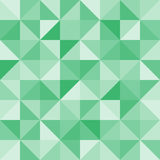 Den seamless abstrakt triangeln mönstrar vektor Royaltyfri Bild