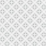 Den seamless abstrakt vektorn mönstrar med lutningcroen Fotografering för Bildbyråer