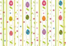 Den seamless påsken mönstrar. Royaltyfria Foton