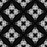 Seamless tappningwallpaper Arkivbild