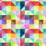 Den Seamless vektorn mönstrar Fotografering för Bildbyråer