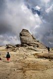 Sfinx Royaltyfri Foto