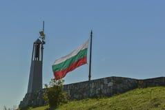 Den Shipka monumentet royaltyfria bilder