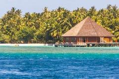 Den små ön Arkivbilder