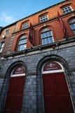 Den Smithwicks ölfabriken och bryggeriet i Kilkenny Arkivfoton