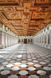 Den spanska Hallen i den Ambras slotten, Innsbruck, Österrike Royaltyfria Foton