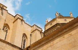 Den spanska staden av Reus Fotografering för Bildbyråer