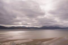 Den spottade utkiken, Bruny ö, Tasmanien Royaltyfri Fotografi