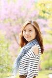 Asien kvinna Royaltyfri Foto