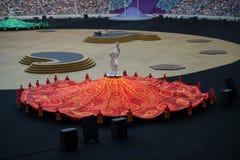 den 1st europén spelar 2015 Arkivfoto