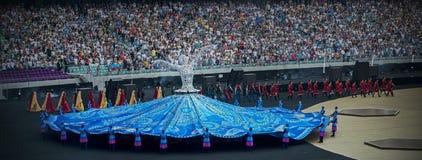 den 1st europén spelar 2015 Royaltyfria Foton