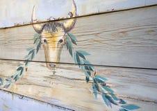 Den st?rsta och mest ber?mda spanska tjurf?ktningsarenan ?r plazaen de Toros Hemland av den spanska bullfightingen arkivfoton