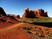 Den stam- monumentdalnavajoen parkerar, Arizona Royaltyfri Foto