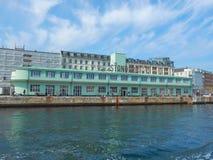 Den standarda Köpenhamnen Arkivfoton