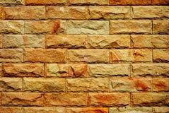 Den starka brickwallen Royaltyfria Bilder