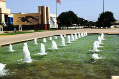 Den statliga mässan av Texas Arkivbilder