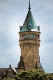 Den statliga sparbanken förlägger högkvarter Spuerkees in Royaltyfri Fotografi