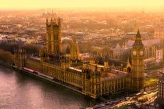 Den stora Benen, London, UK. Arkivbild