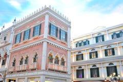 Den stora Canale köpcentret Royaltyfria Bilder